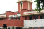 Hindu College fee hike row: No admissions to girl