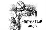 Portmanteau words