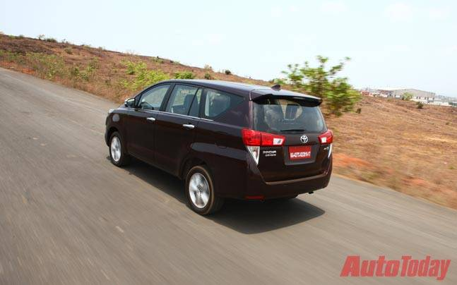 Toyota Innova Crysta Launched In Mumbai Prices Start At Rs 13 84