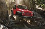 Fiat recalls half million Jeep Wrangler SUVs due to air bag issue