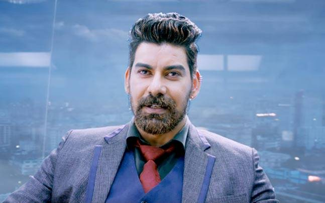 Kabir Duhan Singh in a still from Vedalam