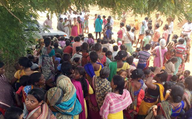 Bonded labourers rescued