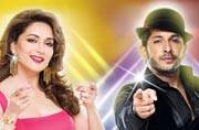 Grand post-birthday celebrations await Madhuri Dixit at the sets of So You Think You Can Dance
