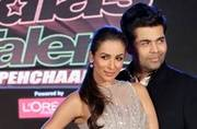 Malaika Arora asks India's Got Talent team to remove Khan from her surname?