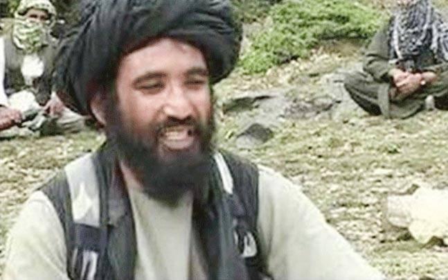 Afghan Taliban leader Mansour