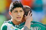 Mexican football star Alan Pulido kidnapped in border state