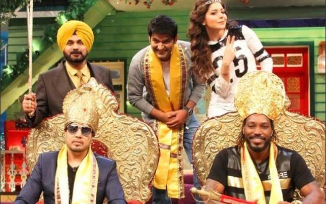 Mika Singh is not part of Comedy Nights Live anymore. Picture courtesy: Twitter/Sony TV