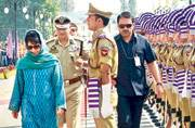 Mehbooba Mufti asks J&K Army to take a 'humane approach' to law and order