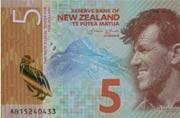 New Zealand's 5 Dollar note wins 2015 Bank Note of the Year Award: Check out the runners-up here in pictures