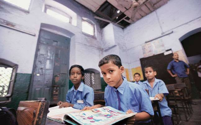 The growing negligience of governement schools of India