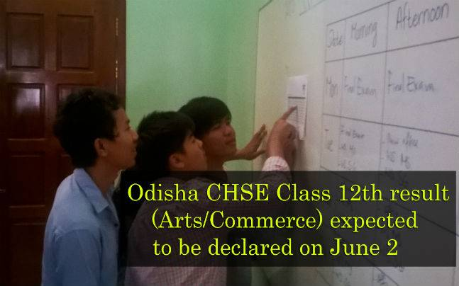 Odisha CHSE Class 12th result (Arts/Commerce) likely to be declared on June 2