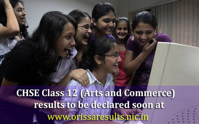 Odisha class 12 (Arts and Commerce) Results to be declared on May 30 at www.orissaresults.nic.in