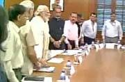 UP seeks Rs 11,000 crore to meet drought situation as CM Akhilesh meets PM Modi