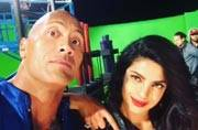 Baywatch: Watch Dwayne Johnson laud Priyanka Chopra for her dedication