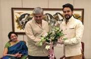 Anurag Thakur: Politics in blood, administrator by nature