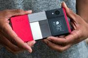 Google's modular Project Ara phone to launch in 2017