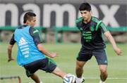 Olympiacos striker Alan Pulido rescued after kidnapping