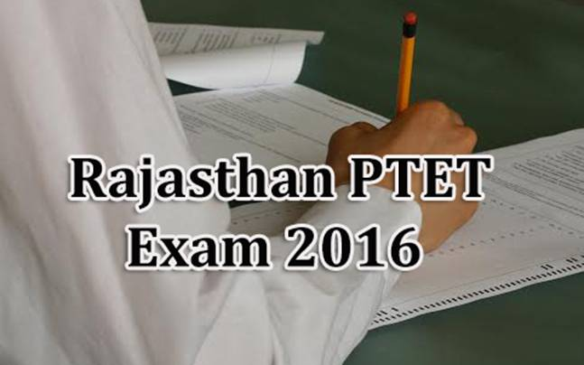 Rajasthan PTET Exam 2016: Download admit cards now
