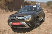 Renault Duster gets a new face