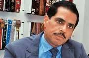 Bikaner lang grab case: ED raids company allegedly linked to Robert Vadra