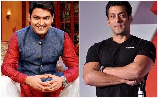 Kapil Sharma and Salman Khan are in the Top 5 of a Ormax Media survey.