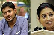 Kanhaiya pens open letter to Smriti Irani for Mother's Day, calls her anti-rational