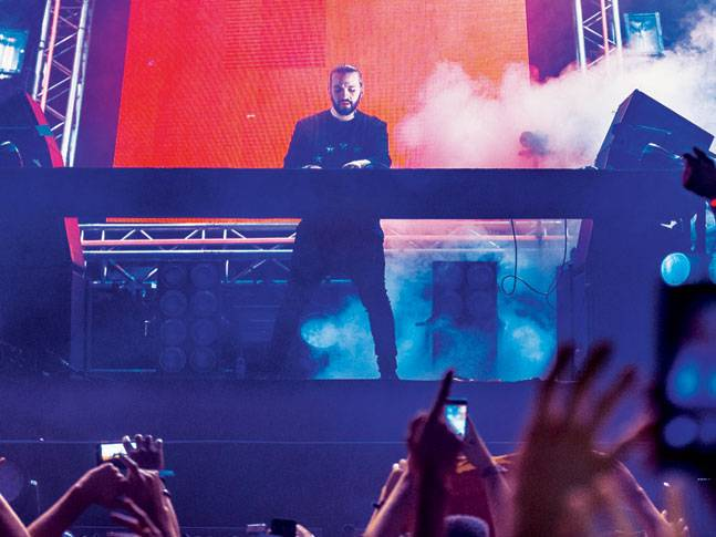 Steve Angello will perform as part of the Don't Let Daddy Know festival in Mumbai on May 27.