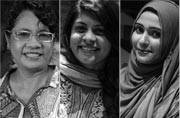 #TryBeatingMeLightly: Pakistani women protest wife-beating bill through these fierce-yet-beautiful pictures