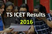 TS ICET 2016 Exam 2016: Results declared today at tsicet.org