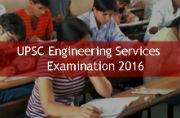 UPSC Engineering Services Examination 2016: Paper pattern