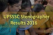 UPSSSC Stenographer Exam 2016: Check out results at upsssc.gov.in
