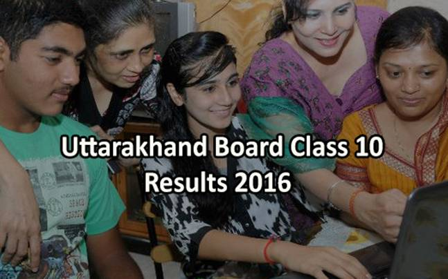 Uttarakhand Board Class 10 Results 2016: Declared at ubse.uk.gov.in