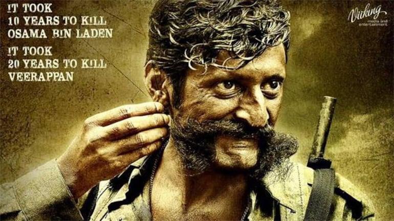 Veerappan movie review: Ram Gopal Varma shouldn't have named his film  Veerappan - Movies News