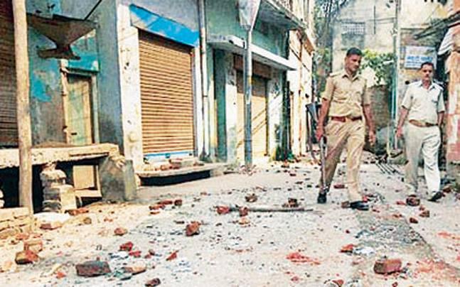 Riot-hit Azamgarh