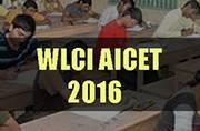 WLCI AICET 2016: Paper pattern