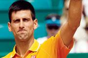 Tennis player Novak Djokovic, a.k.a.The Joker, is seriously into wine