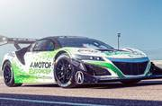 Honda developing electric vehicle for Acura