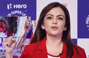 Nita Ambani nominated for International Olympic Committee