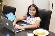 Nine-year-old Indian developer makes it to Apple
