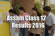 Assam Class 12 Board 2016 results to be declared today at 10 am