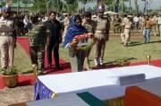 Pampore ambush: Violence unacceptable in any way, for any reason, says Mehbooba Mufti