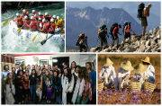 How to put learning and adventure together? Go on a vacation and join these courses!