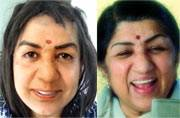 Gaurav Gera's face-swap with Lata Mangeshkar is all you need to watch today