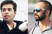 Rohit Shetty, Karan Johar will not work on the Ram Lakhan remake