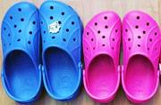 They might feel like a walk in the clouds, but Crocs are REALLY bad for your feet