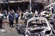8 dead, 13 wounded after twin blasts near Damascus, ISIS claims responsibility