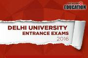 DU 2016 Entrance Test begins: Check out detailed date sheet here