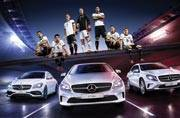 Mercedes-Benz launches Sport Edition of A-Class, CLA and GLA in India