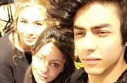 Photo of the day: Gauri Khan's fun outing with son Aryan in London