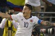Colombia advance at Copa America with 2-1 win over Paraguay